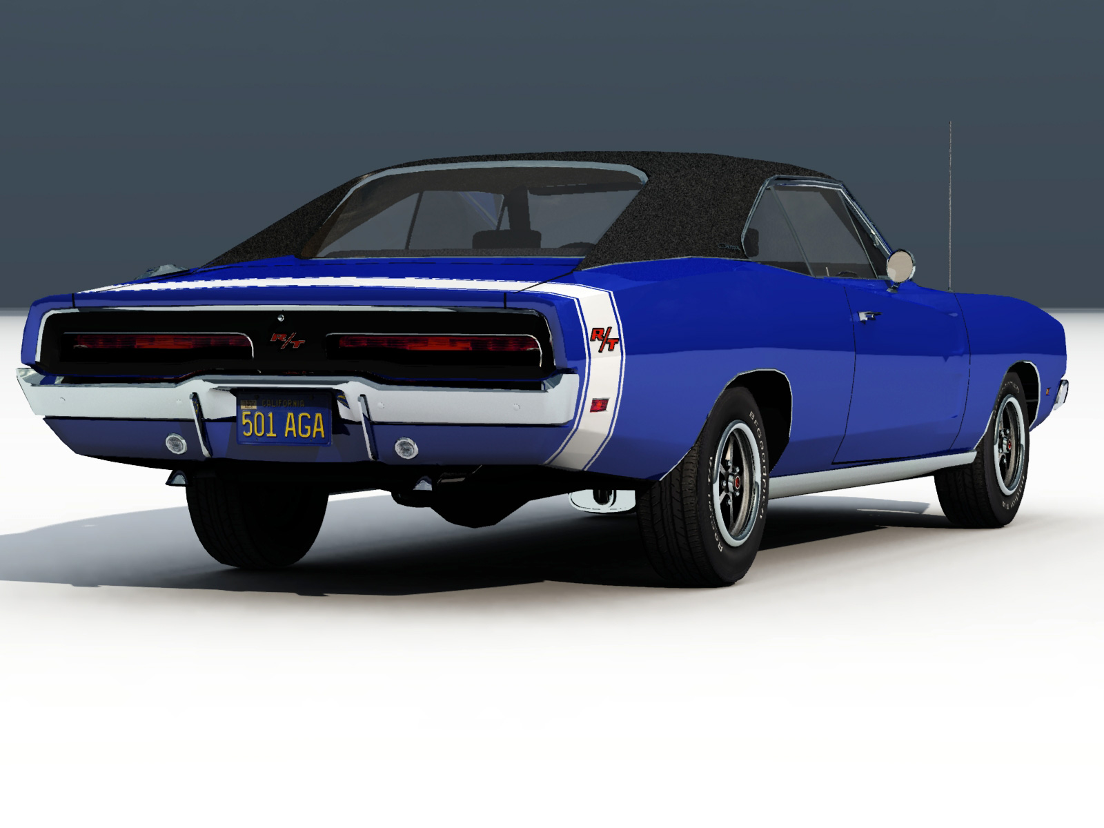1969 dodge charger rt vue 3d models. Black Bedroom Furniture Sets. Home Design Ideas